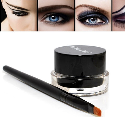 Eyeliner Black/brown Gel Eyeliner