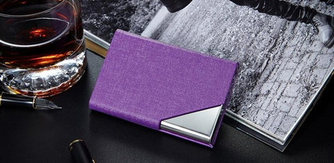 Business ID Credit Card Holder