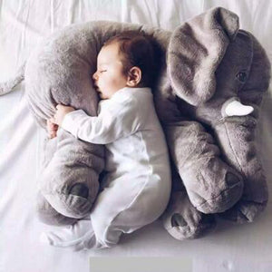 Elephant  Soft Pillows Baby Sleeping