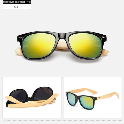 Bamboo Sunglasses for Men