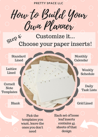... How To Build Your Own Custom Daily Planner