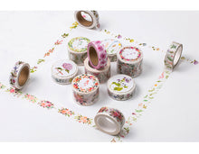 """Baby Floral"" Washi Tape"