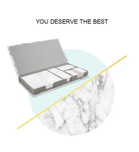 """Never Marble"" Series - Sticky Note + Stationary Box Set"