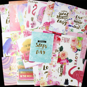 Live Your Best Life - Blank Card Stationary Set - 25 Cards