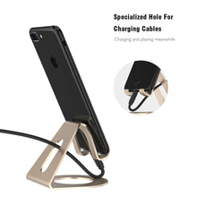 Desktop Phone Holder - Compatible with Most Devices