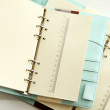 Size SMALL - Planner Inserts - Monthly, Weekly, Blank, Lined Choices - EIGHT options