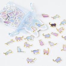 The Cats Meow Stickers