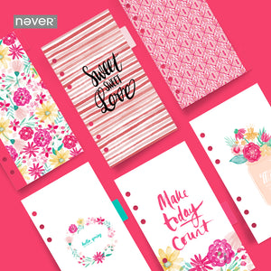 Planner Page Dividers