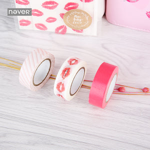 """Sweet Sweet Love"" Three Piece Washi Tape Set"