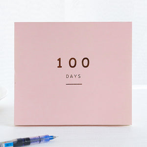 100 Day Countdown Tracker