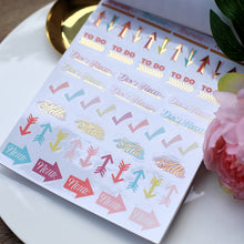 Pinky Self Planner Sticker Set - Seven Sheets