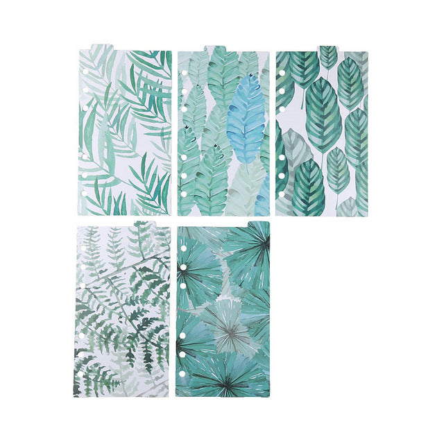 Palms Dividers - Size Small and Large