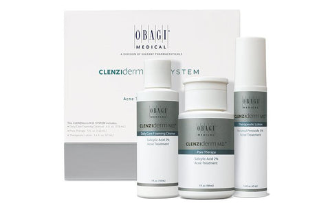 CLENZIderm M.D. System(Obagi Acne System)