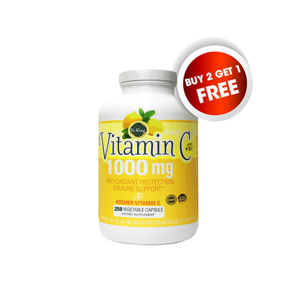 1,000mg Vi-King Vitamin C [Buy 2 Get 1 Free]