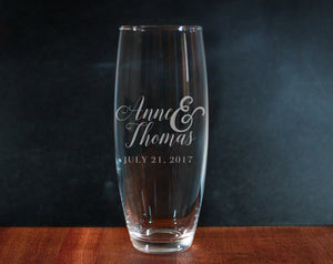 Engraved First Name Champagne Glass (GG4008)
