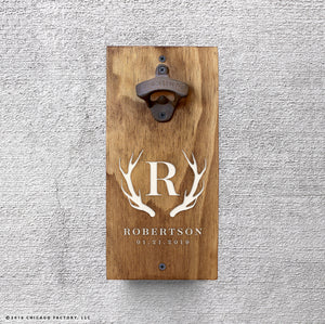 Personalized Beer Bottle Opener (GA8019)