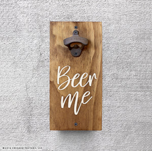 Personalized Beer Bottle Opener (GA8020)