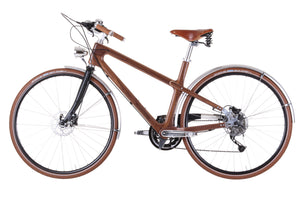 City Bike Grace  WALNUT