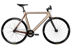 Fixed Gear Bike WUDU ASH