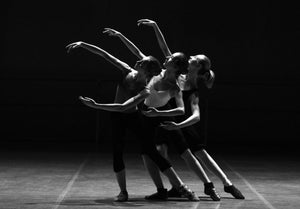 Bone density in dancers