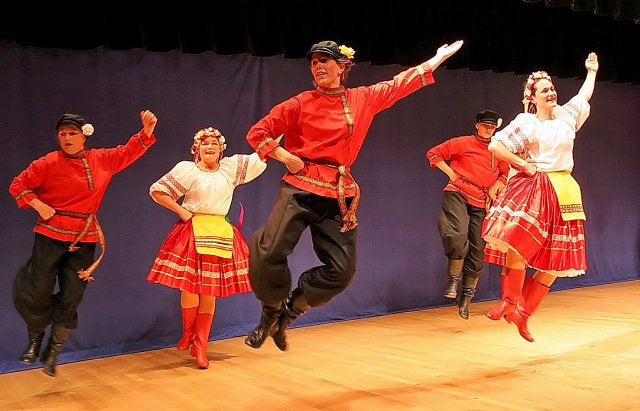 Sample: Folk Dance Scheme of Work