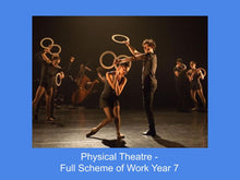 Physical Theatre - Scheme of Work KS3 Year 7