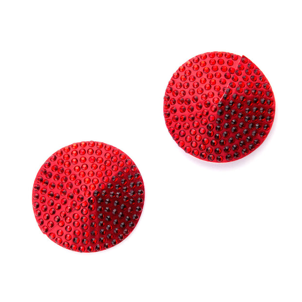 Red Tickle Trunk | Round Nipple Pasties and Covers – Appeeling