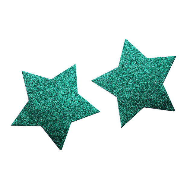 Twinkle D'Amour | Glitter Star Nipple Covers & Pasties – Appeeling