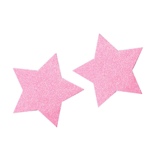 Pink Glitter Star Nipple Covers & Pasties – Appeeling