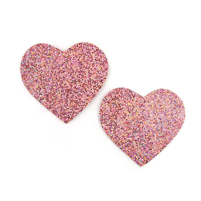 Pink Lolita Lust Heart Shape Pasties