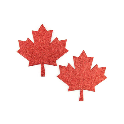 Oh Canada Petite - Glitter Pasties