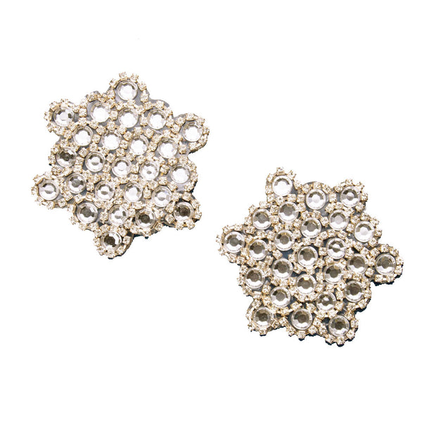 Dolly Popcorn | Rhinestone Nipple Jewels – Appeeling