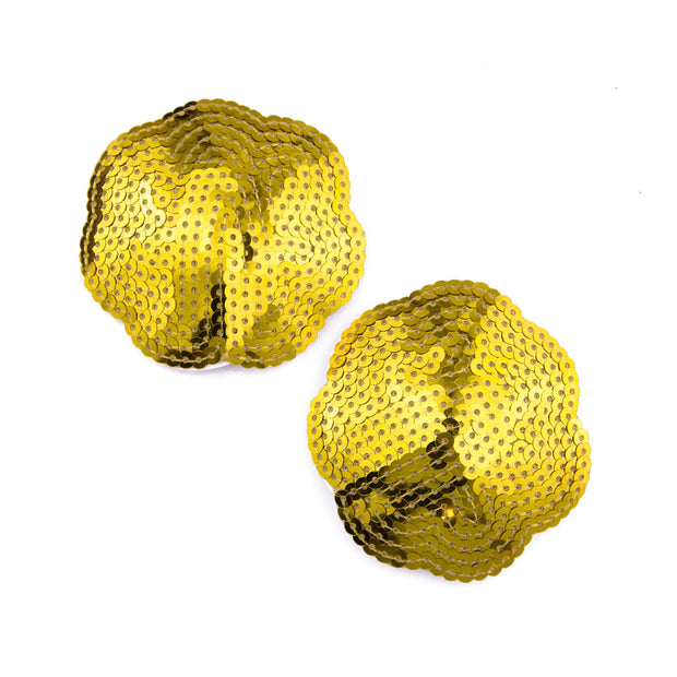 Gold Gigi Champagne Pasties – Appeeling