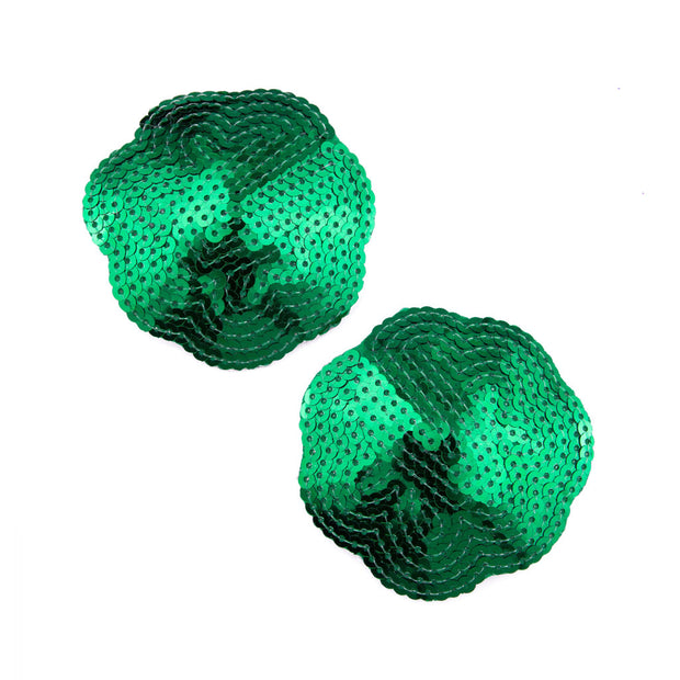Green Gigi Champagne Nipple Pasties and Tassels – Appeeling