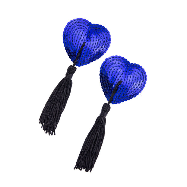 Blue Lolita la Chance Nipple Pasties and Tassels – Appeeling