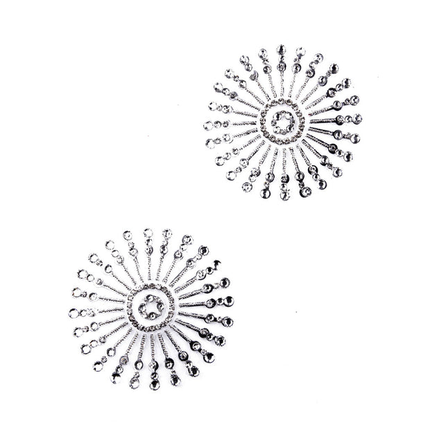 Silver Ray-Diant Nipple Pasties – Appeeling