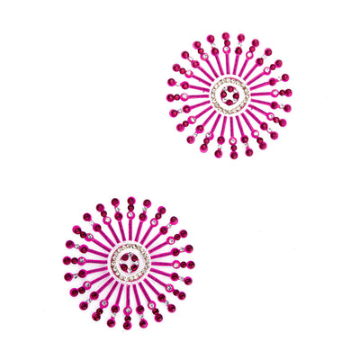 Hot Pink Ray-Diant Nipple Pasties – Appeeling