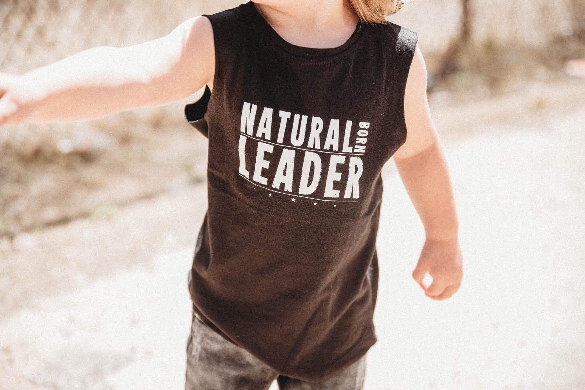 Natural Born Leader - BLACK