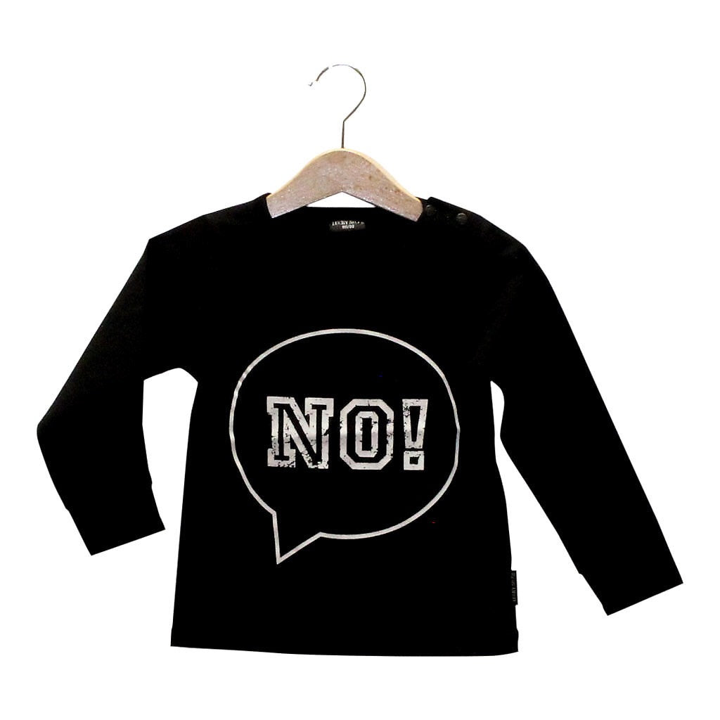 """NO"" Long sleeve"