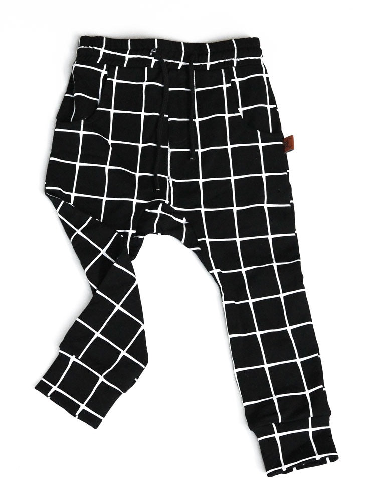 Wired Harem Pants