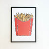 Fries | Plakat