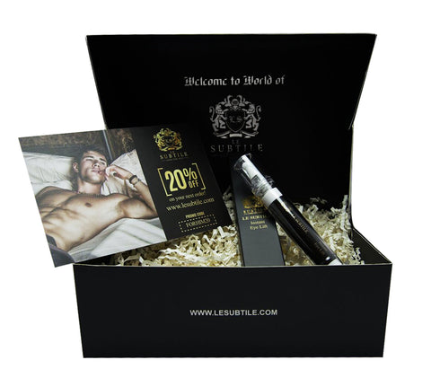 LE SUBTILE Luxe for men Non-Surgical Lifting Syringe Instant Eye Lift