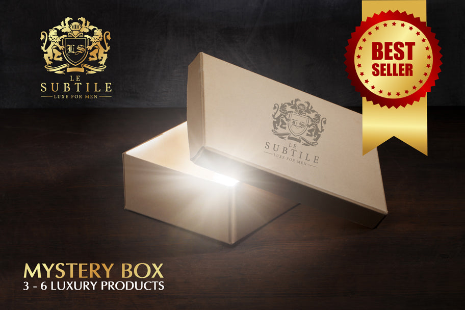 Mystery Box 3 - 6 Full-Size Luxury Products