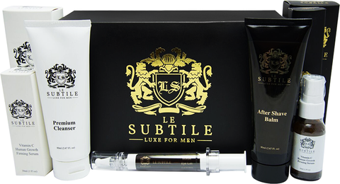 LE SUBTILE Collection Luxury Box - 5 Full Size Products