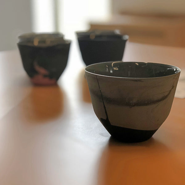 Unique Ceramic Cups - 240ml - COYARD Coffee Roasters