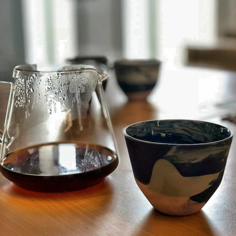 Unique Ceramic Cups - 190ml - COYARD Coffee Roasters
