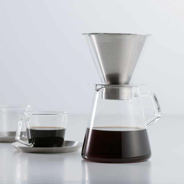 CARAT COFFEE DRIPPER & POT - COYARD Coffee Roasters