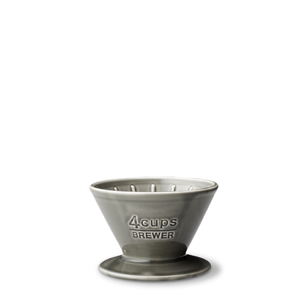 SCS BREWER 2/4CUPS GRAY - COYARD Coffee Roasters