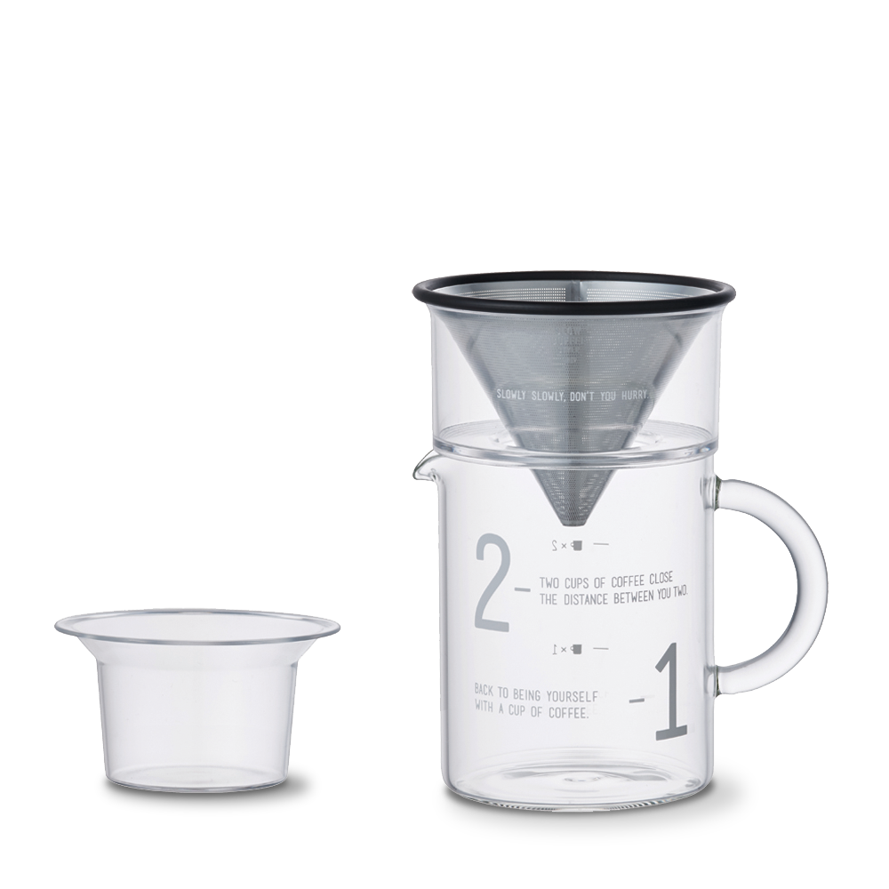 SCS COFFEE JUG SET - COYARD Coffee Roasters