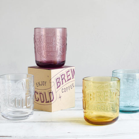 SCS COLD BREW COFFEE TUMBLER - COYARD Coffee Roasters
